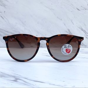 Ray-Ban ERIKA Polarized Tortoise RB4171